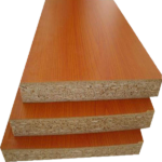 Pre- Laminated Particle Boards